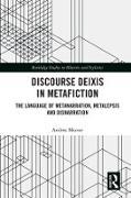 Cover-Bild zu Discourse Deixis in Metafiction (eBook) von Macrae, Andrea