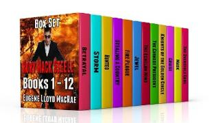 Cover-Bild zu Box Set: Rory Mack Steele Thrillers Books 1-12 (A Rory Mack Steele Novel) (eBook) von MacRae, Eugene Lloyd