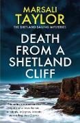 Cover-Bild zu Death from a Shetland Cliff (eBook) von Taylor, Marsali