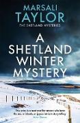 Cover-Bild zu A Shetland Winter Mystery (eBook) von Taylor, Marsali