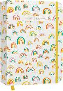 "Bullet Journal ""Rainbows"""