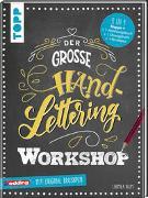 Der große Handlettering Workshop von Blum, Ludmila