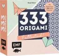 333 Origami - Falttastisch! von Ebbert, Birgit