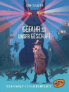 Cover-Bild zu Gefahr ist unser Geschäft (eBook) von Scheerer, Jana