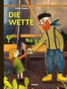 Cover-Bild zu Die Wette von Damm, Antje