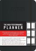 The High Performance Planner von Burchard, Brendon