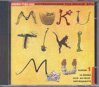 Muku-Tiki-Mu 01. CD von Zoss, Roland