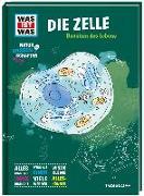 Cover-Bild zu WAS IST WAS Naturwissenschaften easy! Biologie. Die Zelle von Baur, Dr. Manfred