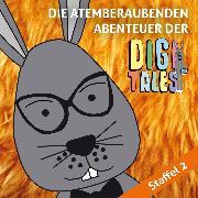 Cover-Bild zu DigiTales, Folge 2: Die atemberaubenden Abenteuer der DigiTales (Audio Download) von Jankowitsch, Jürgen