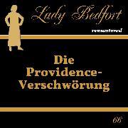 Cover-Bild zu Folge 66: Die Providence-Verschwörung (Audio Download) von Pfeiffer, Markus (Gelesen)