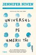 Cover-Bild zu Universul pe umerii tai (eBook) von Niven, Jennifer