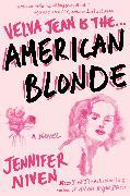 Cover-Bild zu American Blonde von Niven, Jennifer