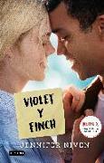 Cover-Bild zu Violet Y Finch von Niven, Jennifer