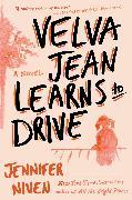 Cover-Bild zu Velva Jean Learns to Drive (eBook) von Niven, Jennifer