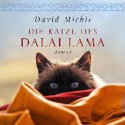 Cover-Bild zu Die Katze des Dalai Lama (Ungekürzt) (Audio Download) von Michie, David