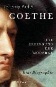 Cover-Bild zu Adler, Jeremy: Goethe