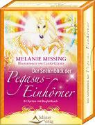 Cover-Bild zu Der Seelenblick der Pegasus-Einhörner von Missing, Melanie