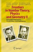 Cover-Bild zu Frontiers in Number Theory, Physics, and Geometry II von Cartier, Pierre E. (Hrsg.)