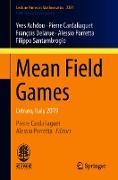 Cover-Bild zu Mean Field Games (eBook) von Achdou, Yves