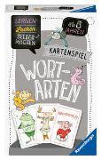 Cover-Bild zu Ravensburger 80353 - Lernen Lachen Selbermachen: Wortarten, Lernspiel, Kartenspiel von Spitznagel, Elke