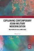 Cover-Bild zu Explaining Contemporary Asian Military Modernization (eBook) von Lee, Sheryn