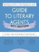 Cover-Bild zu Guide to Literary Agents 30th Edition (eBook) von Brewer, Robert Lee (Hrsg.)