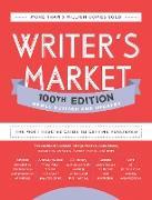 Cover-Bild zu Writer's Market 100th Edition (eBook) von Brewer, Robert Lee (Hrsg.)