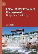 Cover-Bild zu China's Water Resources Management (eBook) von Lee, Seungho