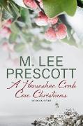 Cover-Bild zu A Horseshoe Crab Cove Christmas (Morgan's Fire, #7) (eBook) von Prescott, M. Lee