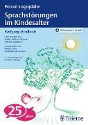 Cover-Bild zu Sprachstörungen im Kindesalter (eBook) von Wendlandt, Wolfgang (Hrsg.)