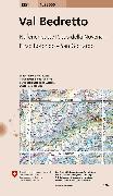 Cover-Bild zu Val Bedretto. 1:25'000