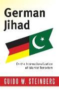 Cover-Bild zu German Jihad von Steinberg, Guido W.