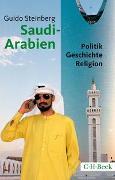 Cover-Bild zu Saudi-Arabien von Steinberg, Guido
