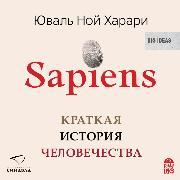 Cover-Bild zu Sapiens. Kratkaya istoriya chelovechestva (Audio Download) von Harari, Yuval Noah