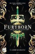 Cover-Bild zu Furyborn 2. El Laberinto del Fuego Eterno von Legrand, Claire