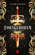 Cover-Bild zu Zorngeboren - Die Empirium-Trilogie von Legrand, Claire