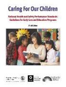 Cover-Bild zu Caring for Our Children (eBook) von Association, American Public Health