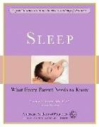 Cover-Bild zu Sleep (eBook) von Pediatrics, The American Academy of
