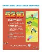 Cover-Bild zu 5210 Pediatric Obesity Clinical Decision Support Chart (eBook) von American Academy of Pediatrics (AAP)