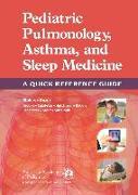 Cover-Bild zu Pediatric Pulmonology, Asthma, and Sleep Medicine: A Quick Reference Guide (eBook) von Medicine, American Academy of Pediatrics Section on Pediatric Pulmonology and Sleep