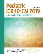 Cover-Bild zu Pediatric ICD-10-CM 2019 (eBook) von American Academy of Pediatrics Committee on Coding and Nomenclature
