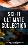 Cover-Bild zu The Greats of Sci-Fi: H. G Wells Edition (eBook) von MacDonald, George