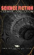 Cover-Bild zu SCIENCE FICTION Ultimate Collection: 140+ Intergalactic Adventures, Dystopian Novels, Lost World Classics & Post-Apocalyptic Stories (eBook) von MacDonald, George