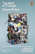 Cover-Bild zu The Stuff of Thought (eBook) von Pinker, Steven