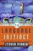 Cover-Bild zu Language Instinct (eBook) von Pinker, Steven