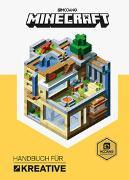 Cover-Bild zu Minecraft, Handbuch für Kreative von Minecraft