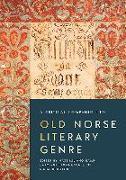 Cover-Bild zu Bampi, Massimiliano (Hrsg.): A Critical Companion to Old Norse Literary Genre