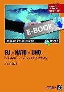 Cover-Bild zu EU - NATO - UNO (eBook) von Eggert, Jens