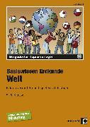 Cover-Bild zu Basiswissen Erdkunde: Welt von Eggert, Jens