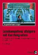 Cover-Bild zu Lesekompetenz steigern mit Kurzbiografien von Eggert, Jens